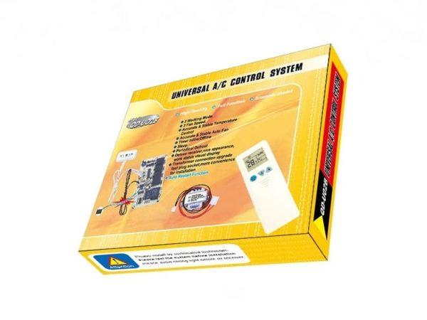 QD-U02B-Universal Air Conditioner PC Board With Remote Control System