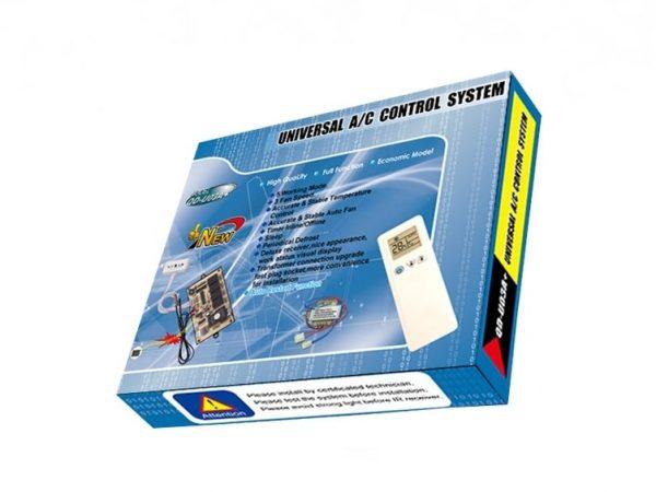QD-U03A-Universal Air Conditioner PC Board With Remote Control System