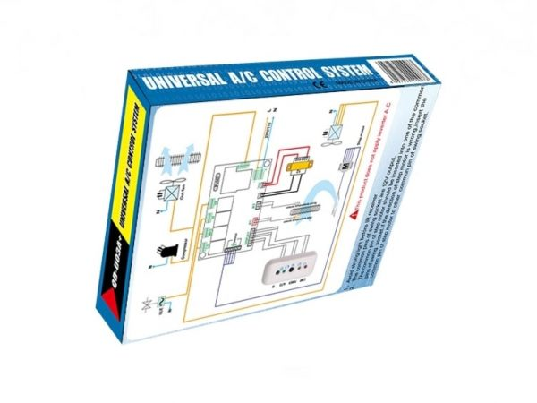 QD-U03A-Universal Air Conditioner PCB With Remote Control System