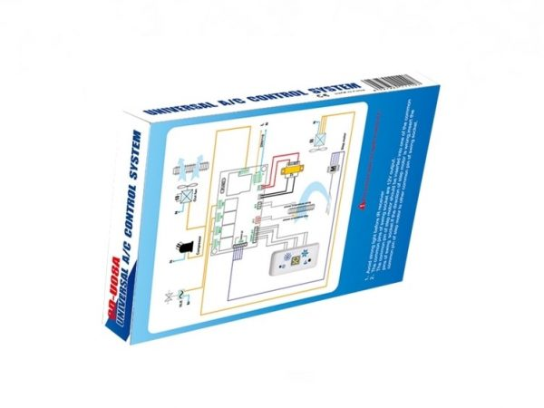 QD-U08A-Universal Air Conditioner PCB With Remote Control System