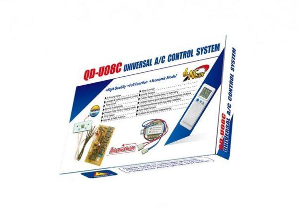 QD-U08C-Universal Air Conditioner PC Board With Remote Control System